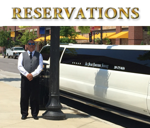 Limousine Reservations, Birmingham Alabama, All Starz Limo Service, Weddings, Proms, Bar Mitzvah, Bat Mitzvah, Quinceañera, Sport Events, Ball Games
