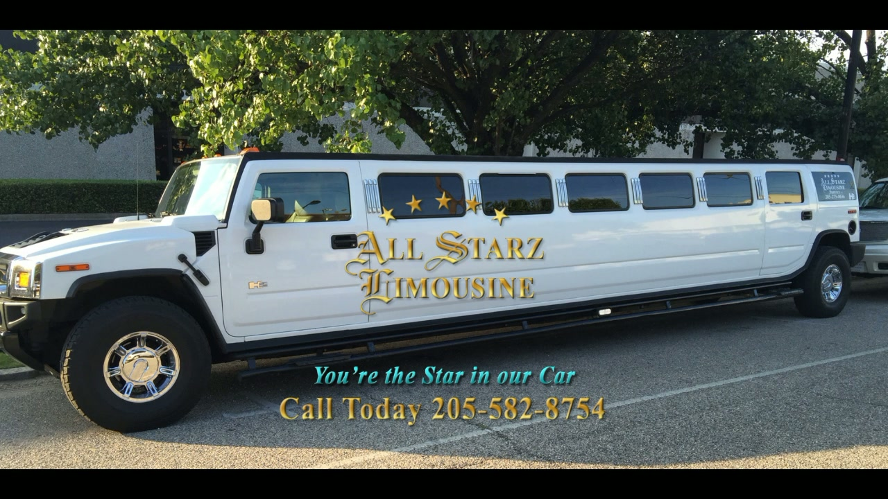 Providing Luxury Super Stretch Limo Service For Proms Weddings And Other Special Occasions To Birmingham Greater Alabama