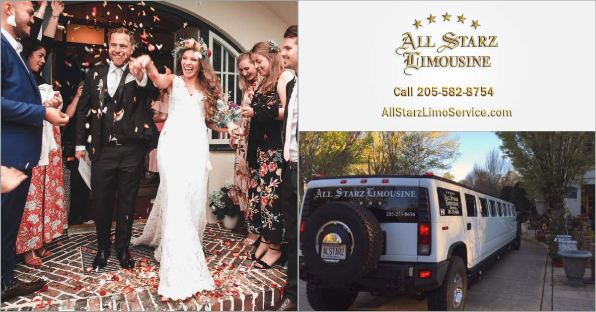 So Happy Together with All Starz Limousine Service