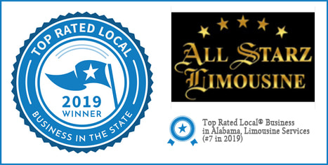 All Starz Limo Service is a Top Rated Local Business in Alabama, Limousine Services (#7 in 2019)